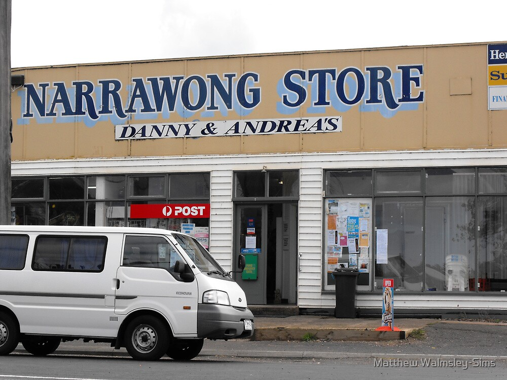 Narrawong Store by Matthew Sims