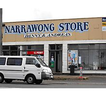 Narrawong Store Photographic Print