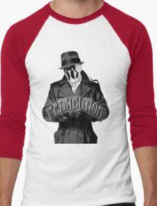 Rorschach VII Men's Baseball ¾ T-Shirt