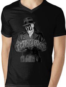 Rorschach VII Mens V-Neck T-Shirt