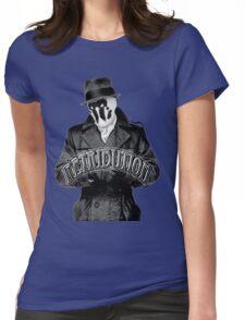 Rorschach VII Womens Fitted T-Shirt