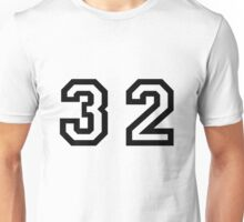 Thirty Two Unisex T-Shirt
