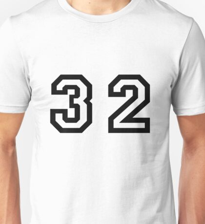 Thirty Two Unisex T-Shirt