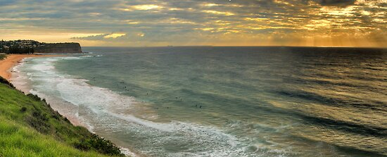 55 Shots at Mona Vale - Mona Vale Beach, Sydney - The HDR Experience by Philip Johnson