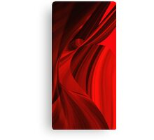 I see red.......3 Canvas Print