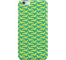 Yellow Dachshunds iPhone Case/Skin