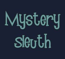 Mystery Sleuth by Chillee Wilson One Piece - Short Sleeve