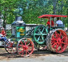 Rumely Oil Pull Tractor by ECH52