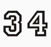 Thirty four by sweetsixty