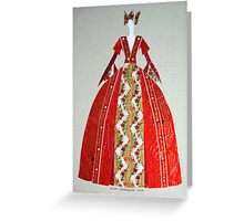 Gerda  Greeting Card