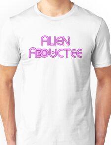 Alien Abductee by Chillee Wilson Unisex T-Shirt