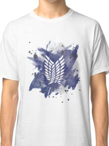 Scouting legion - blue splash Classic T-Shirt