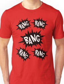 Cartoon Bangs by Chillee Wilson Unisex T-Shirt