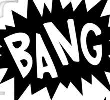 Cartoon Bangs by Chillee Wilson Sticker