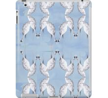 Water birds iPad Case/Skin