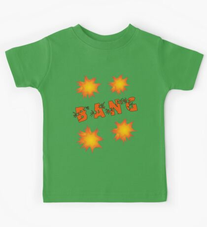 Bang by Chillee Wilson Kids Tee