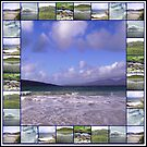 Hebrides Seascapes - A Western Isles Collage by BlueMoonRose