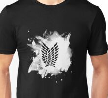 Scouting legion - white splash Unisex T-Shirt