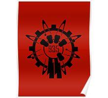 Group 935 Logo [CoD WaW/ Black Ops/ Black Ops II] Poster