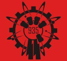 Group 935 Logo [CoD WaW/ Black Ops/ Black Ops II] by Nemesis96