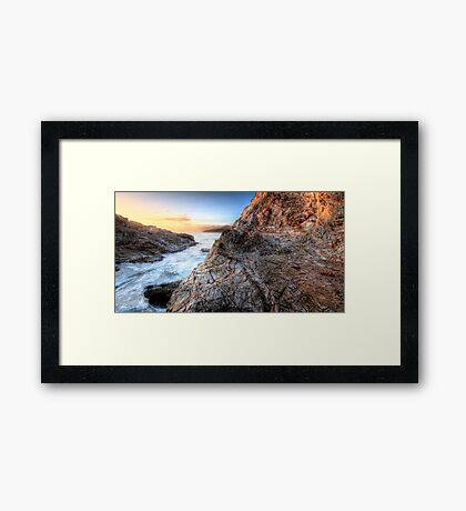 A New Chapter Framed Print