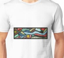 On The River Flows Unisex T-Shirt
