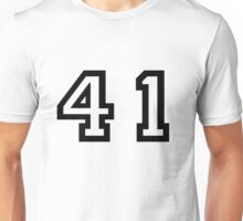 Forty One Unisex T-Shirt