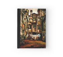 A Quiet City... Hardcover Journal
