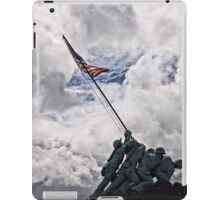 Iwo Jima Memorial iPad Case/Skin