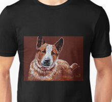 Murphy, The Cow Dog Unisex T-Shirt