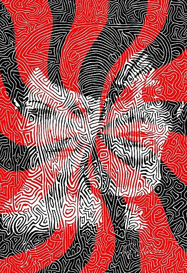 The White Stripes - Elephant (2005) by Richard Pattenden