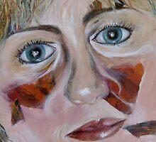 Self Portrait  by Cathy Gilday
