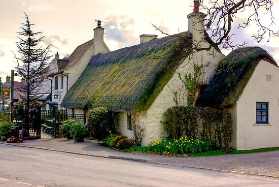 The Star Inn - Harome. by Trevor Kersley