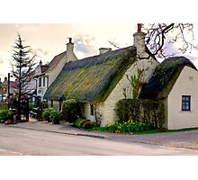 The Star Inn - Harome. Photographic Print