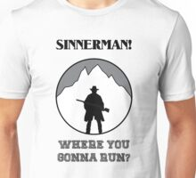 The Dark Valley - Sinnerman - Sam Riley Unisex T-Shirt