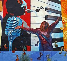 Singing Walls by Kenric A. Prescott