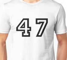 Forty Seven Unisex T-Shirt