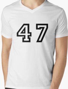 Forty Seven Mens V-Neck T-Shirt