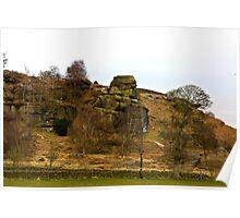 Brimham Rock #2 Poster
