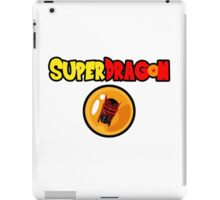Super Dragon (dragon ball Z style) iPad Case/Skin