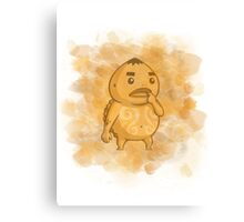 Goron - splash Canvas Print