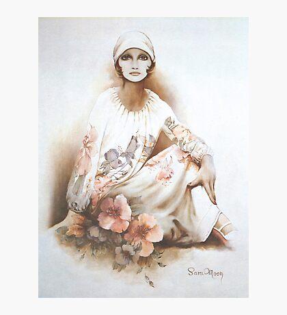 """Moshgan"" Oil on Canvas Photographic Print"