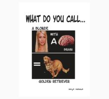Blonde with a Brain? T-Shirt
