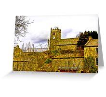 Muker Church Greeting Card