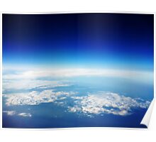 Fairytale Skies Nine Poster