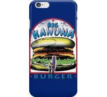 Classic Big Kahuna Burger iPhone Case/Skin