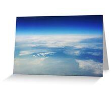 Fairytale Skies Ten Greeting Card