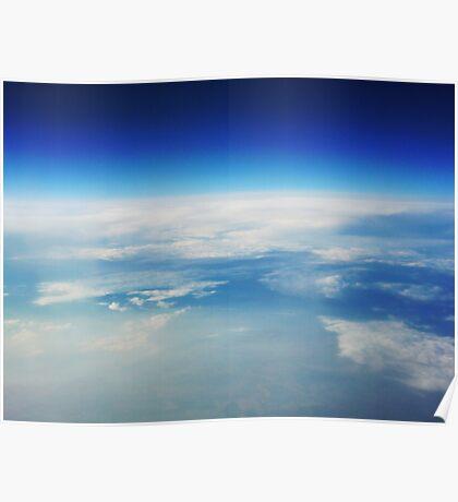 Fairytale Skies Ten Poster