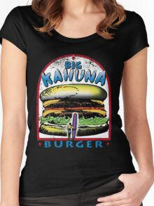Classic Big Kahuna Burger Women's Fitted Scoop T-Shirt