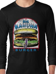 Classic Big Kahuna Burger Long Sleeve T-Shirt